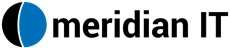 Meridian IT Full Logo Trans