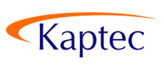 Kaptec Logo Transparent